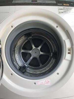 Máy Giặt Nội Địa PANASONIC NA-VX5100 Đời 2012,Econavy