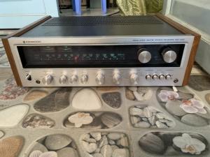 Ampli receiver KENWOOD KR-7400 JAPAN Xuất mỹ
