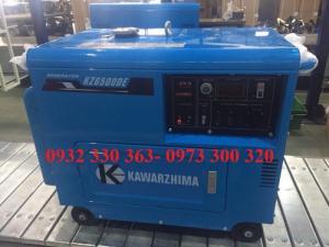 Máy phát điện kawazhima kèm tủ ATS giá rẻ nhất thị trường