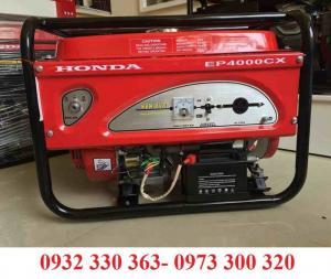 Máy phát điện HONDA EP 4000CX chính hãng giá tốt nhất thị trường
