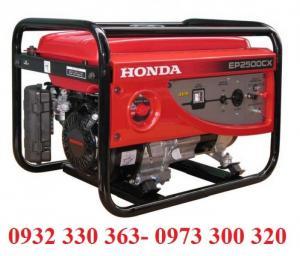 Máy phát điện 2,2kva HONDA EP 2500CX, máy phát điện chính hãng giá rẻ nhất Miền Bắc