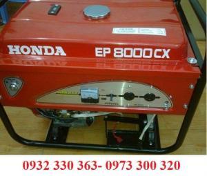 Máy phát điện 7kva Honda EP 8000CX chính hãng giá rẻ nhất Hà Nội
