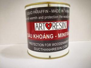Dầu Parafin Trắng 500g, Mineral Oil Xử Lý Bảo Vệ Gỗ - MSN388337