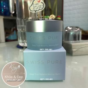 Swiss Pure Deep True Waterful Melting Balm (Hàn Quốc)
