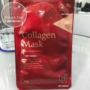 Mặt Nạ Collagen, UGB Collagen Mask (Hàn Quốc).