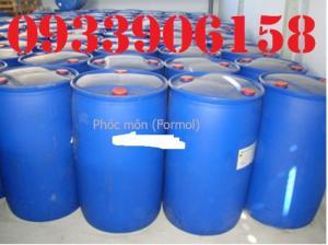 Bán Formalin – Focmon 37% , Formaldehyde 44%