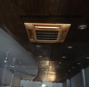 Máy lạnh âm trần panasonic, vẻ đẹp hoàn hảo đến từng chi tiết