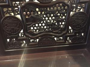 bộ bàn ghế trường kỷ cổ đồ