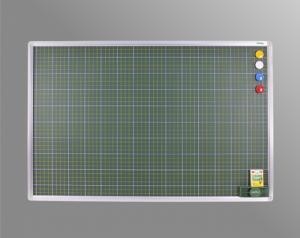 Bảng từ xanh viết phấn kẻ ô li Tiểu học luyện viết chữ đẹp KT: 1000x1200mm