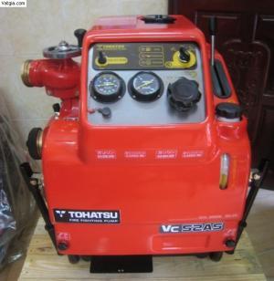 Máy bơm nước chữa cháy Tohatsu VC52AS