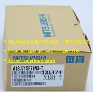2019-05-18 09:09:39  8  CC-Link Mitsubishi AJ65SBTB2N-8R 1,321,000