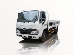 xe tải hino xzu720l thùng lững đời 2018