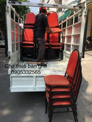 Nơi cho thuê ghế lớn nhất Nha Trang