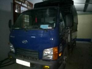 Cần bán xe tải hiệu hyundai 1.9 tấn,2018