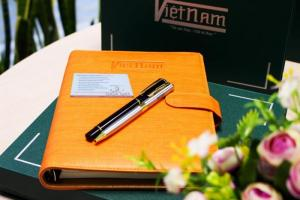 Gift set quà tặng doanh nghiệp in ấn logo thương hiệu