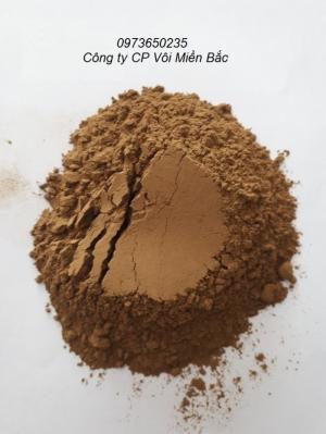 Bentonite - phụ gia sản xuất phân bón tại Bắc Giang