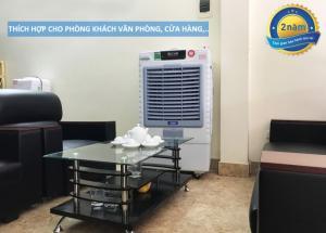 Quạt điều hòa không khí Akyo Ak-8000 hàng chính hãng Thái Lan công xuất lớn 200w