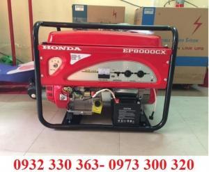 Máy phát điện chính hãng 7,5KVA HONDA EP 8000CX
