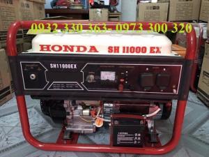 Máy phát điện 10kva chạy xăng HONDA SH11000EX