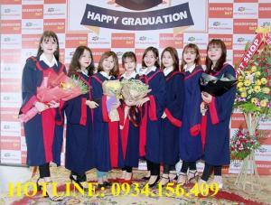 Chỗ cắt may áo tốt nghiệp, lễ phục tốt nghiệp đại học