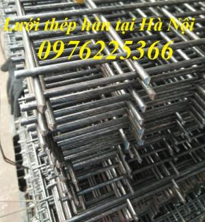 Lưới thép hàn D6 mắt lưới 200x200mm