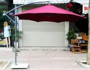 dù cafe sân vườn HGH 07