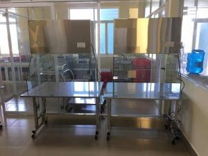 Tủ Cấy Vi Sinh Hai Người Đối Diện Không Cửa Trượt kích thước 1200mm