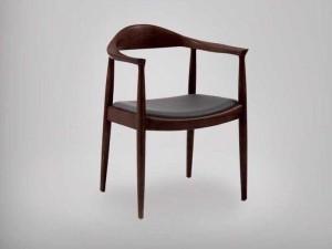 Ghế gỗ nhà hàng sang trọng