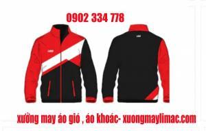 Xưởng may áo khoác, áo gió đồng phục rẻ