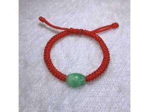 Vòng dây chie đỏ hạt lu thống