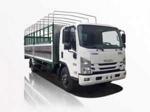 xe tải isuzu 5t5 thùng bạt nqr 550