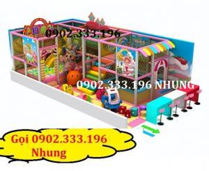 Cung cấp khu vui chơi trẻ em, khu liên hoàn trong nhà
