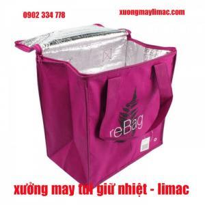 Chuyên thiết kế và sản xuất theo đơn đặt hàng các sản phẩm trong lĩnh vực túi giữ nhiệt (nóng - lạnh)