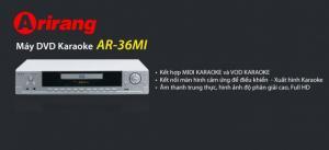 Đầu Arirang AR-36MI khuyến mãi 2 micro AR-3.6C