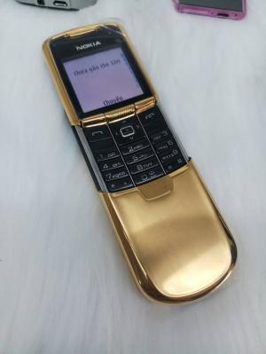 Bán Nokia 8800 Anakin Gold Chính Hãng -Fullbox