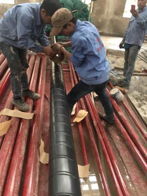 Băng quấn bảo vệ chống ăn mòn ống Kim loại chôn ngầm