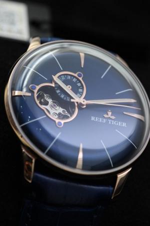 Đồng hồ nam REEF TIGER RGA8239 PLL Blue