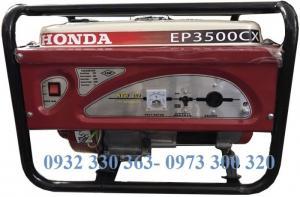Máy phát điện mini gia đình chạy xăng 3kw Honda giá rẻ nhất hà nội