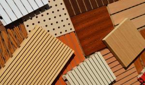 Ván gỗ tiêu âm và cách âm
