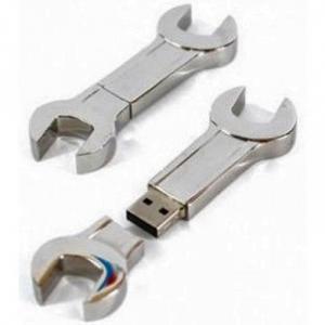 USB kim loại khắc logo công ty - Brandde quà tặng doanh nghiệpp