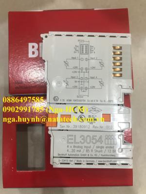 EL3054 khối mở rộng Beckhoff giá tốt uy tín