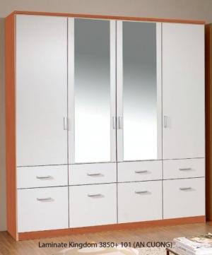 Thiết kế thi công tủ quần áo giá rẻ theo yêu cầu tại tphcm