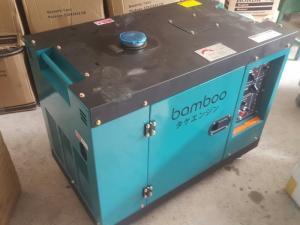 Máy phát điện chạy dầu bamboo bmb8800