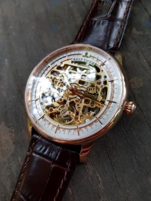 Đồng hồ nam REEF TIGER RGA1975 skeleton