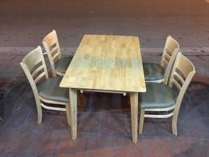 Bàn ghế nhà bếp , quán ăn