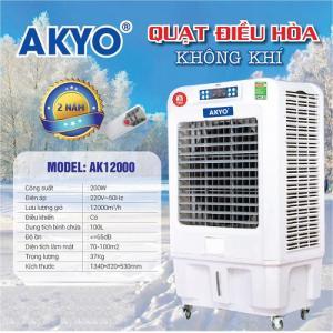 Quạt điều hòa không khí Thái Lan AKYO Ak 12000 chuyên dùng cho nhà xường,nhà hàng làm mát không gian rông