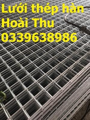 Lưới thép hàn D3 a(50x50), D4 a(200x200), D5 a(100x100), D6, D7, D8