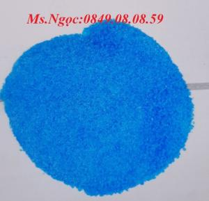 Đồng sulphate(CuSO4) _ Copper sulphate_ Phèn xanh
