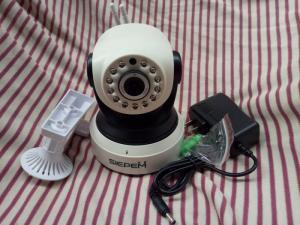 Smart Camera IP Wifi 1.3M Siepem dùng phần mềm P2PCamPlus | Camera giám sát kết nối wifi
