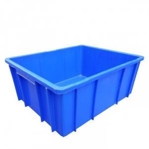Thùng nhựa đặc B10
